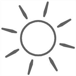Daglicht icon